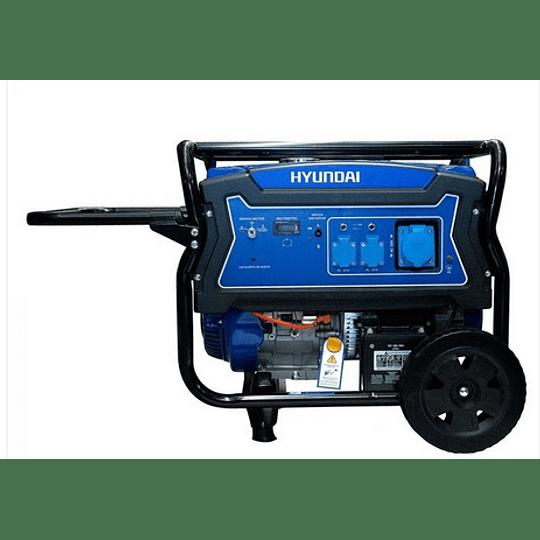 Generador Eléctrico Gasolina Monofásico 5/5,5 KW/KVA