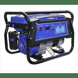 Generador Eléctrico Gasolina 2,5/2,8 KW/KVA Monofásico