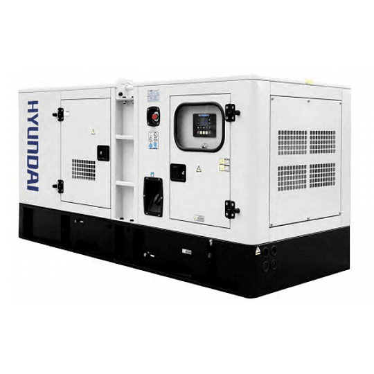 Generador Trifásico 94KVA/85KVA motor Cummins