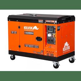 Generador Diésel Trifásico 14KVA  KOLVOK