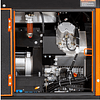 Generador Diésel Monofásico de 12 KVA KOLVOK