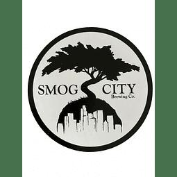 Sticker Smog City