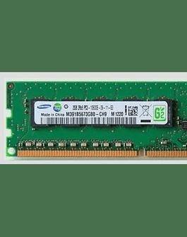 Memoria Ram 2gb / 1333Mhz EDIMM PC3-10600E / Ecc Unbuffered / 500209-061