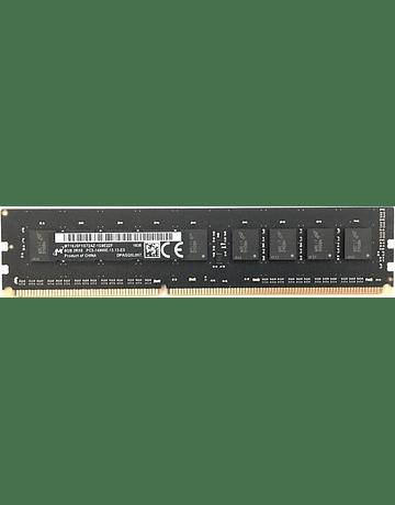 Memoria Ram 8gb / 1866Mhz EDIMM PC3-14900E / Ecc Unbuffered / 712288-581