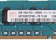 Memoria Ram 2gb / 1600Mhz RDIMM PC3-12800R / Ecc Registered