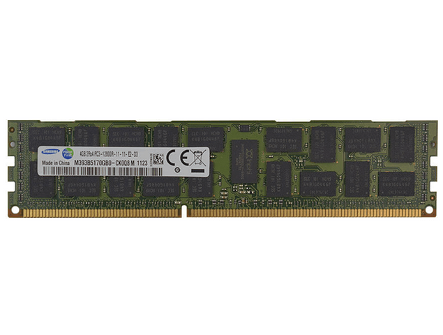 Memoria Ram 4gb / 1600Mhz RDIMM PC3-12800R / Ecc Registered