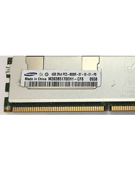 Memoria Ram 4gb / 1066Mhz RDIMM PC3-8500R / Ecc Registered