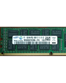 Memoria Ram 16gb / 1066Mhz RDIMM PC3L-8500R / Ecc Registered / 1.35v