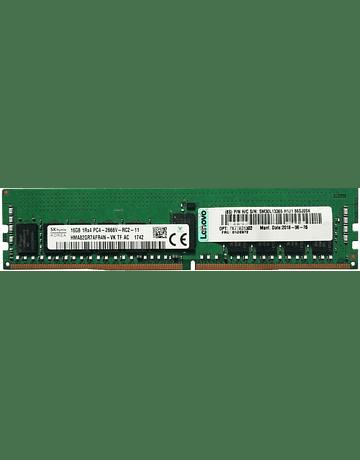 Memoria Ram 16gb / 2666Mhz RDIMM PC4-21300R - 2666V-R / Ecc Registered / 868846-001 840756-091