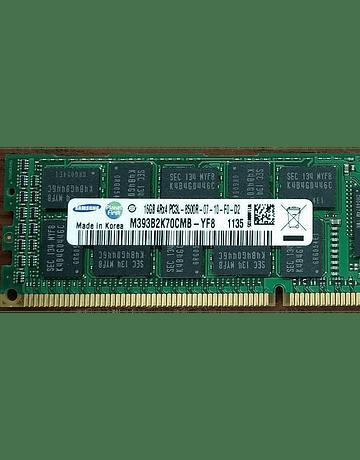 Memoria Ram 8gb / 1066Mhz RDIMM PC3L-8500R / Ecc Registered / 1.35v