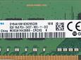 Memoria Ram 8gb / 2400Mhz RDIMM PC4-19200R - 2400T / Ecc Registered / 809080-591