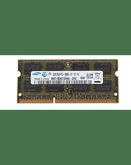 Memoria Ram 2gb / 1066mhz SODIMM PC3-8500S