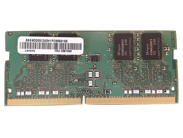 Memoria Ram 4gb / 2133Mhz SODIMM PC4-17000S PC4 - 2133P / Unbuffered Non ECC RAM