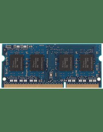 Memoria Ram 4gb / 1600Mhz SODIMM PC3L-12800S / 1.35v