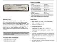 Memoria Ram 8gb / 1866Mhz UDIMM PC3-14900U / HX318C10FW/8 HX318C10FB/8 HX318C10FR/8