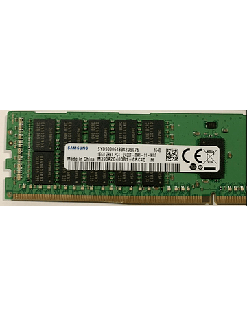 (A Pedido) Memoria Ram 16gb / 2400Mhz UDIMM PC4-19200U - 2400T / 809082-591