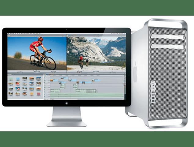 Equipo Apple Mac Pro 5.1 / Una CPU / 32Gb Ram / 500 Gb. HDD