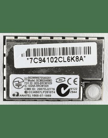 Tarjeta Bluetooth Apple MacPro 4.1 5.1 2010 2012 / PN 922-9716 / BCM92046MD 922-8467 Mac Pro