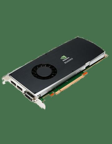 Tarjeta de Video Nvidia QUADRO FX3_800 1GB GDDR3 PCI-E Video Card 2 X Display Port 1 X DVI