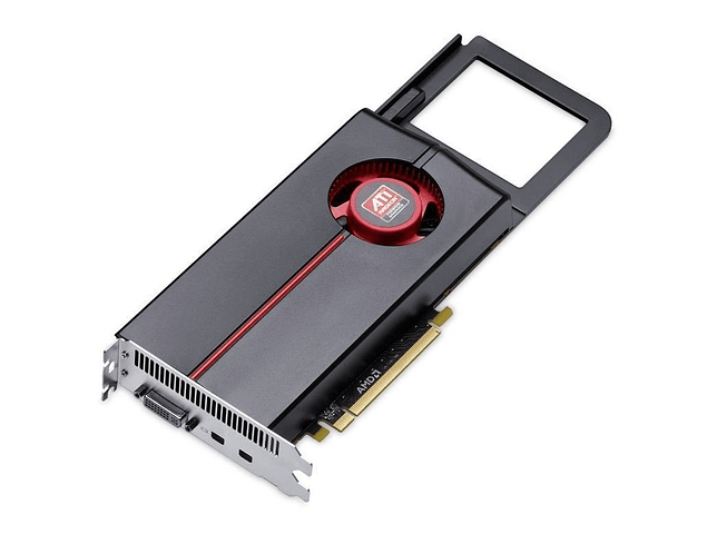 Tarjeta de Video MacPro Ati Radeon Amd HD 5770 1gb GDDR5 Apple Mac Pro