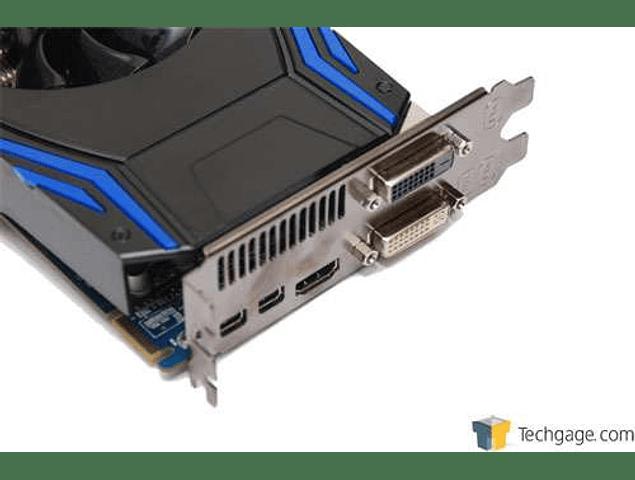 Tarjeta de Video Sapphire AMD Radeon HD 6870 PCIe 2.1 Graphics Video Card 1GB GDDR5 / 2 x DVI / 2 x DP / HDMI