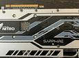 Tarjeta de Video Sapphire Nitro Radeon RX 580 8Gb GDDR5 Dual HDMI DVI-D Dual DP Graphics Card MacPro Mojave Metal