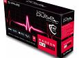 Tarjeta de Video Sapphire Pulse Radeon RX 580 8Gb GDDR5 Dual HDMI DVI-D Dual DP Graphics Card MacPro Mojave Metal