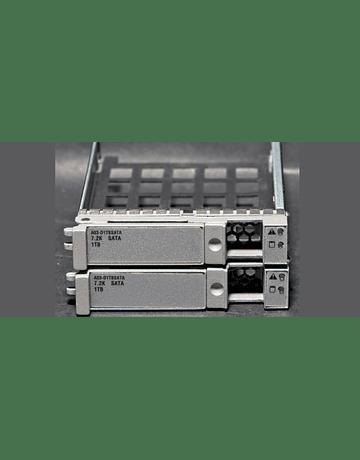 "Caddy 2.5"" Cisco 800-35052-01_UCS UCSB C220 C240 C460 M2/M3/M4"
