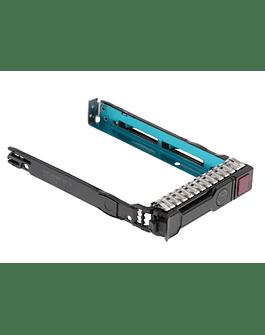 "Caddy 2.5"" HP Proliant Server 2.5"" 651687-001 Gen8 Gen9 Proliant Sata SAS Tray Caddy Blade System"