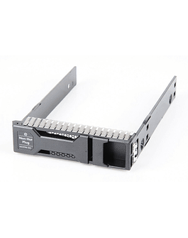 "Caddy 3.5"" HP Proliant Gen8 LFF 3.5 652998-001  SAS/SATA Non Hot Plug Drive Caddy Tray"