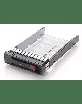 """Caddy 3.5"""" HP Proliant LFF SAS FC Tray 3.5"""" para HP Server 373211-002 464507-001 Gen6 Gen5 G4 G3 Proliant Sata Tray Caddy"""