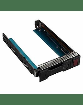 "Caddy 3.5"" HP Proliant SAS SATA HDD Hard Drive Tray Caddy for HP ProLiant  DL380 G8 ML310e 651314-001 G8 G9 G10"