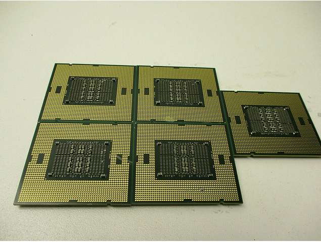 CPU Intel Xeon  E7-8837 2.67 GHz Eight Core SLC3N 8 cores 16 cores total Server CPU Processor