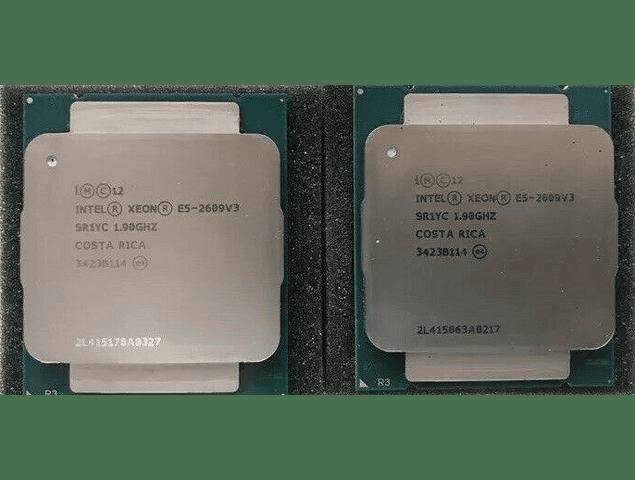 CPU Intel Xeon E5-2609 V3 SR1YC 1.9GHz 6-Core 85W Server CPU Processor