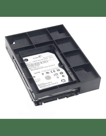 """Caddy adaptador 2.5"""" a 3.5"""" SSD de 2.5"""" 661914-001 HP Hewlett Packard"""