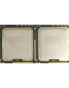 CPU Par Identico de Intel Xeon X5670 6-Core 2.93GHz 12MB 6.4GT/s LGA1366 SLBV7 Server CPU Processor