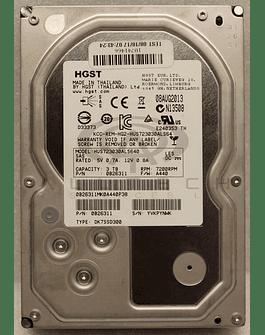 "Disco Duro SAS 3Tb Hitachi Ultrastar SAS, 7200rpm 3.5""  6.0Gb/s Enterprise Class HUS723030ALS640"
