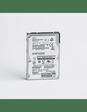 Disco Duro SAS 2.5 900gb Hitachi Ultrastar HGST 10K HUC109090CSS60 Enterprise Class Calidad Empresarial HP 702505-001 697389-001