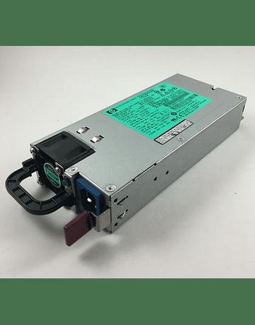 Fuente de poder HP 1200W Power Supply  579229-001 570451-001  DPS-1200FB-1 A