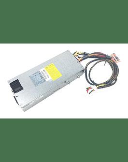 Fuente de poder HP 350W DL320e G8 Gen8 1U Power Supply 671326-001 686679-001