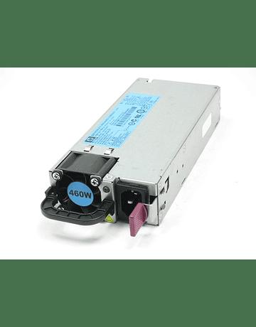 Fuente de Poder Hp 460 Watts 511777-001 499250-101 G6 G7 G8 Power Supply