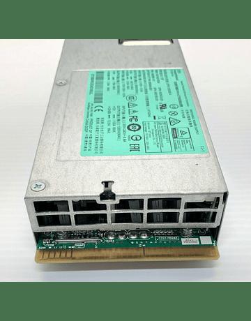 Fuente de poder HP 1200W Hewlet Packard 643956-101 Delta DPS -1200SB A 1200W Power Supply HSTNS-PD30