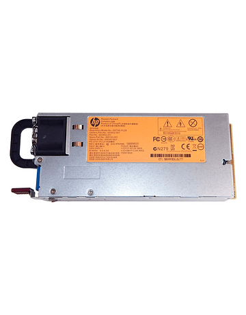 Fuente de Poder Hp 750 Watts 643955-201 660183-001 643932-001 DL360P DL385 ML350 SL4540 G8 Power Supply