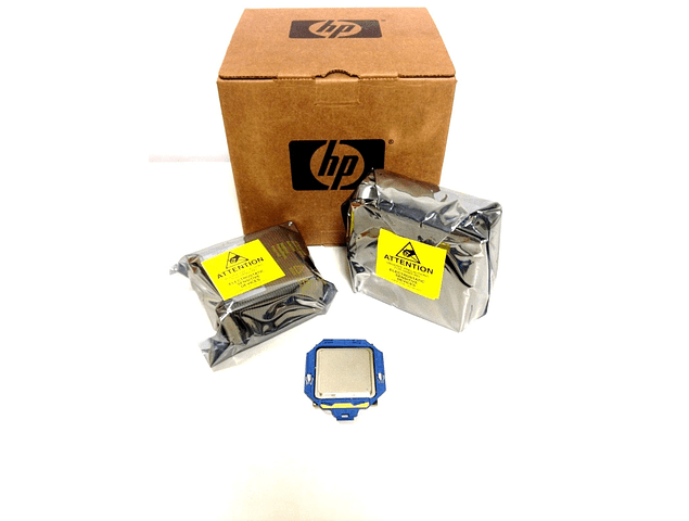 Kit ampliacion servidor 665866-B21 HP ML350E G8 Intel Xeon E5-2407 v2 2.4GHz 4-core CPU Kit