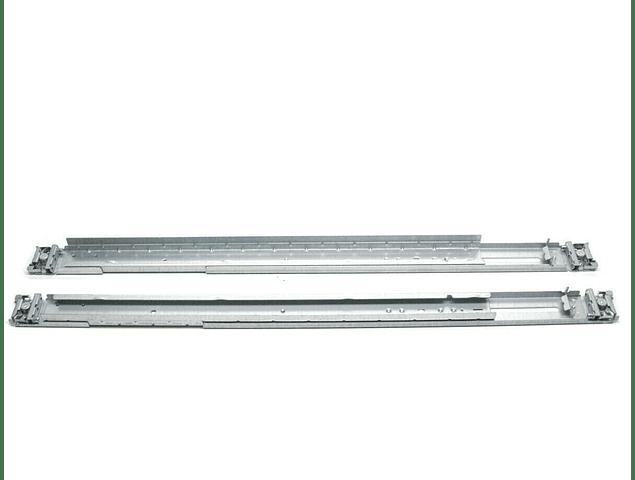 Riel HP DL160 / DL180 / G5 G6 / Rieles interno & externo Rail Kit / 496109-003