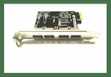 TARJETA USB 3.0