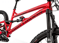 MARCO BLACKBIRD ENDURO DOBLE SUSPENSION 2019 ARO 27.5 ROJO DIABLO SIN SHOCK DARTMOOR