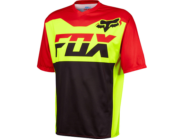 TRICOTA ENDURO COVERT AMARILLO TALLA L FOX
