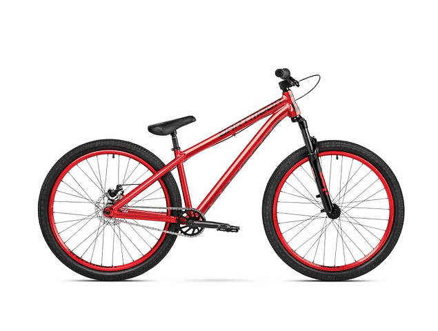BICICLETA GAMER INTRO 26 DARTMOOR NEGRA