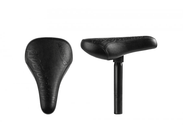 ASIENTO TUBO INTEGRADO FATTY COMBO V.2 NEGRO DARTMOOR